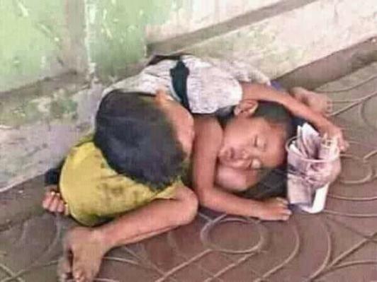 Kid in Venezuela